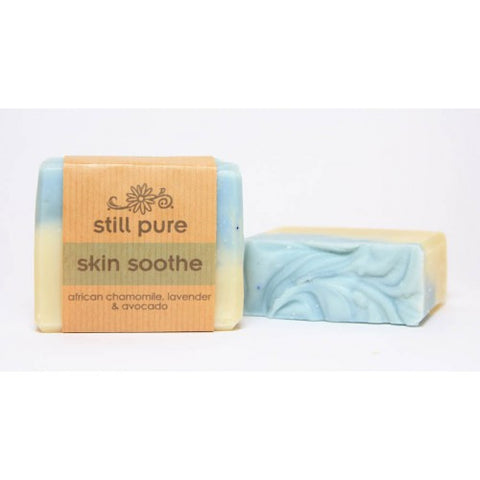 Skin Soothe Bar - African Chamomile, Lavender & Avocado, 100g