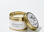 Candle - Greenhouse, 100ml