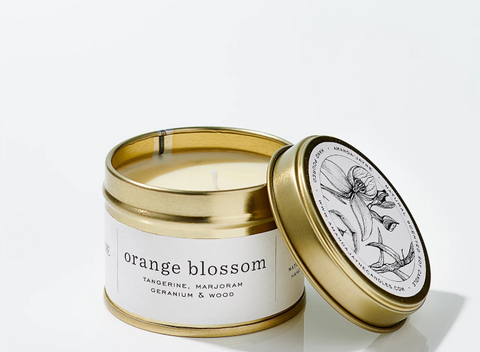 Candle - Orange Blossom, 100ml