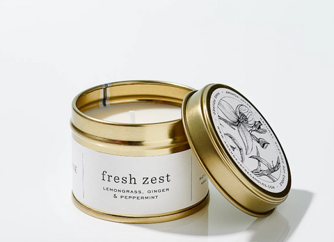 Candle - Fresh Zest, 100ml