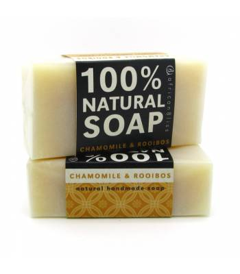 Chamomile & Rooibos Soap, 100g
