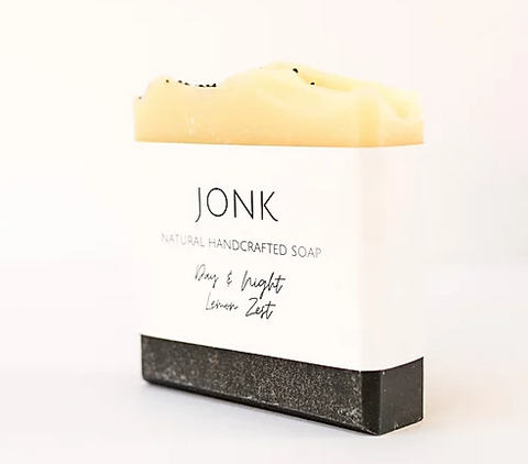 Day & Night Soap - Lemon Zest, 100-120g