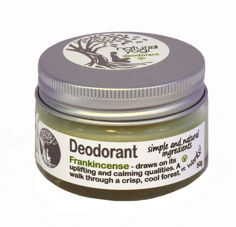 Vegan Frankincense Deodorant, 50ml