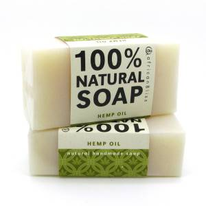 Hemp Oil Soap, 100g