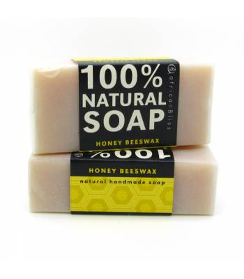 Honey Beeswax Soap, 100g