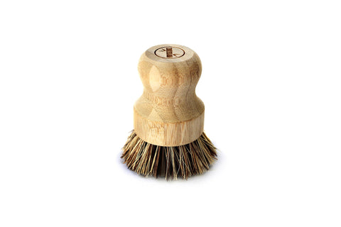 Biodegradable Pot Brush