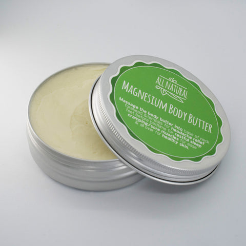 Magnesium Body Butter, 100g