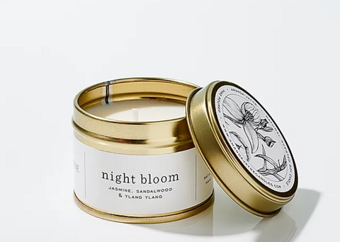 Candle - Night Bloom, 100ml