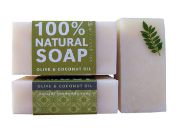 Olive & Coconut Soap, 100g