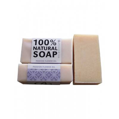 Passion Flower Oil Soap, 100g