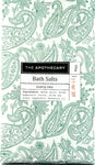 Bath Salts, Marine Mint, 150ml