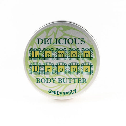Body Butter - Lemon Drops, 119g