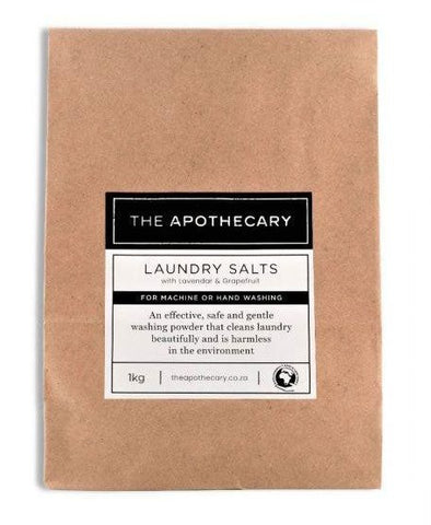 Laundry Salts with Lavender & Grapefruit
