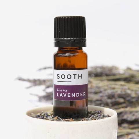 Organic Lavender Essential Oil, 10ml