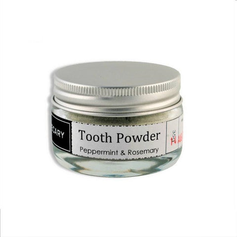 Tooth Powder - Rosemary & Peppermint, 50ml