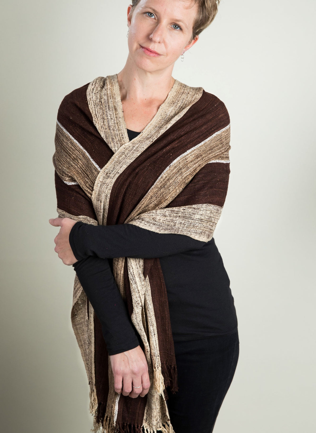 Mora Small Shawl
