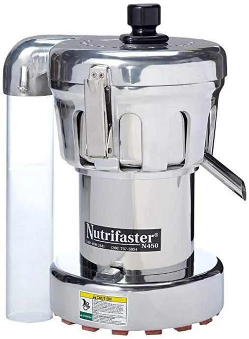 N450 Commercial Fruit & Vegetable Juicer