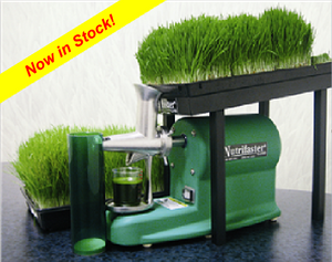 G160 Wheatgrass Juicer