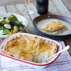 Chicken Pie (Serves 4)