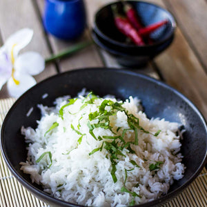 White Basmati Rice (Side Portion for 2)