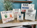 Father's Day DIY Take & Make at Home Kits (5 options)