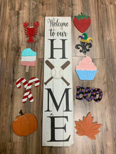 Load image into Gallery viewer, Interchangeable Sign DIY Take & Make at Home Kit
