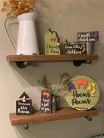 Hocus Pocus Decor Set