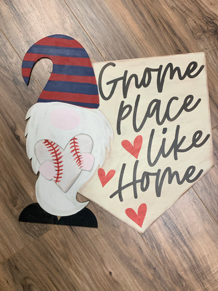 """Gnome Place Like Home"""