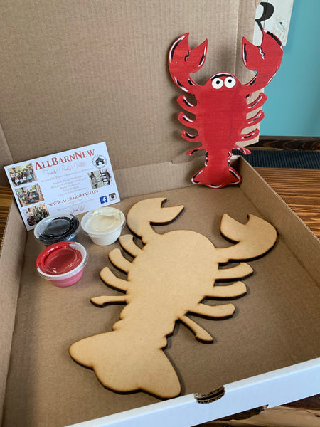 "Crawfish 12"" DIY Take & Make Kit"