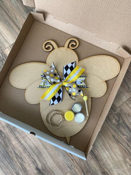 Bumblebee DIY Take & Make at home kit