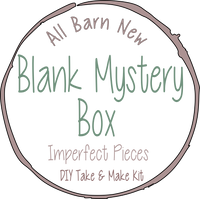 Unfinished - Blanks Mystery Box