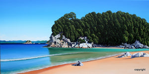 Colours of Kaiteriteri