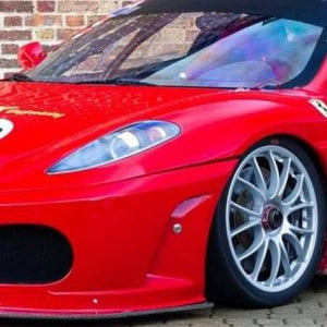 Ferrari 430 (05- ) (Competition only) - NTR R3 Suspension Kit
