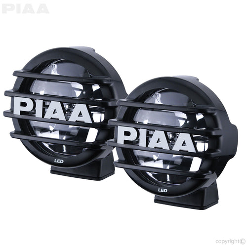 PIAA LP550 LED White Driving Beam Kit  5 3/16 inch/151mm