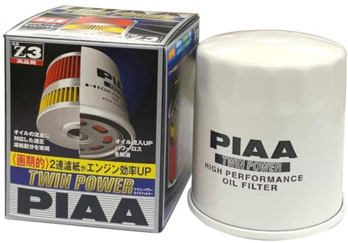 PIAA Twin Power Oil Filter Z3