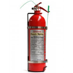 Lifeline - 2.4L ATFF Foam Handheld Extinguisher