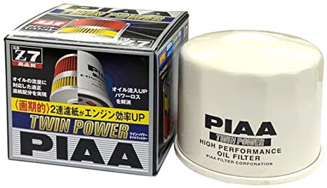PIAA Twin Power Oil Filter Z7