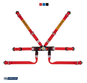 SABELT 6 Point Formula Harness