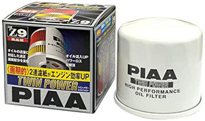 PIAA Twin Power Oil Filter Z9