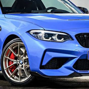 BMW F87 M2 (16-) NTR R1 R3 Suspension Kit & Camber Plates
