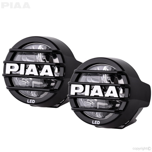 PIAA LP530 LED White Fog Beam Kit 3.5 inch/89mm
