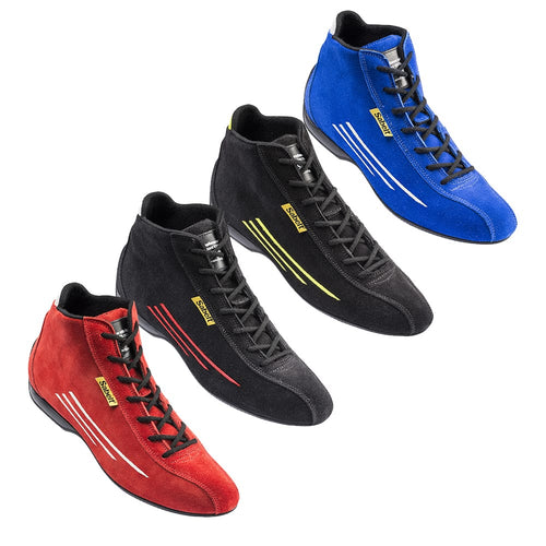 Sabelt - FIA SHOES CHALLENGE TB-3 Blue Black red