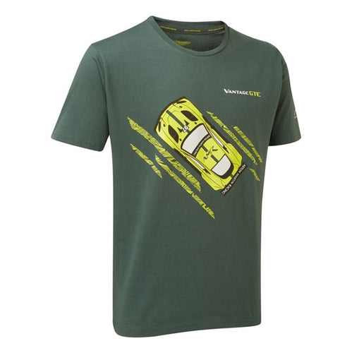 Aston Martin Team Men's Car T-Shirt