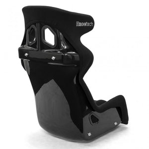 Racetech - 4100 Seat FIA 8855-1999 - WIDE TALL - Black