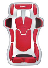 Load image into Gallery viewer, Sabelt - Kit of padding for GT PAD seat Red Black S M L