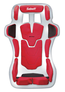 Sabelt - Kit of padding for GT PAD seat Red Black S M L