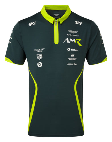 AMR Team Polo Shirt