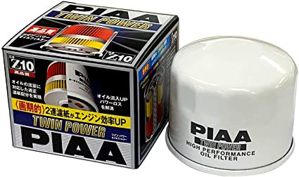 PIAA Twin Power Oil Filter Z10