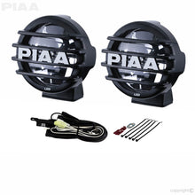 Load image into Gallery viewer, PIAA LP550 LED White Driving Beam Kit  5 3/16 inch/151mm