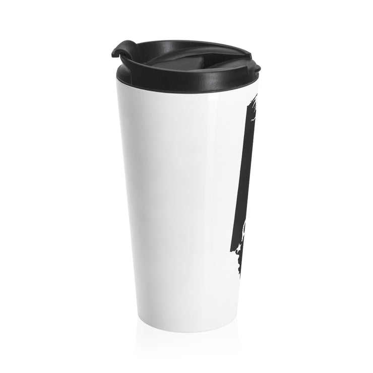 Boone Stainless Steel Travel Mug